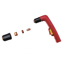 Trafimet A101 plasma cutting gun and consumables
